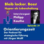 Bleib locker, Boss!